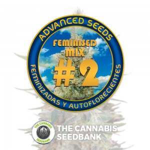 Collection #2 (Advanced Seeds) - The Cannabis Seedbank