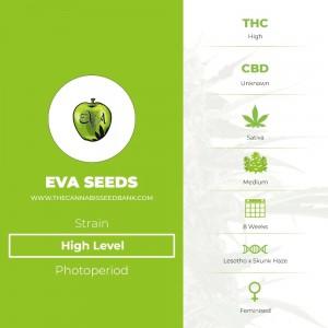 High Level (Eva Seeds) - The Cannabis Seedbank